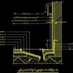 نقشه کامل تاسیسات مکانیکی مجتمع مسکونی 1500 متری در اتوکد